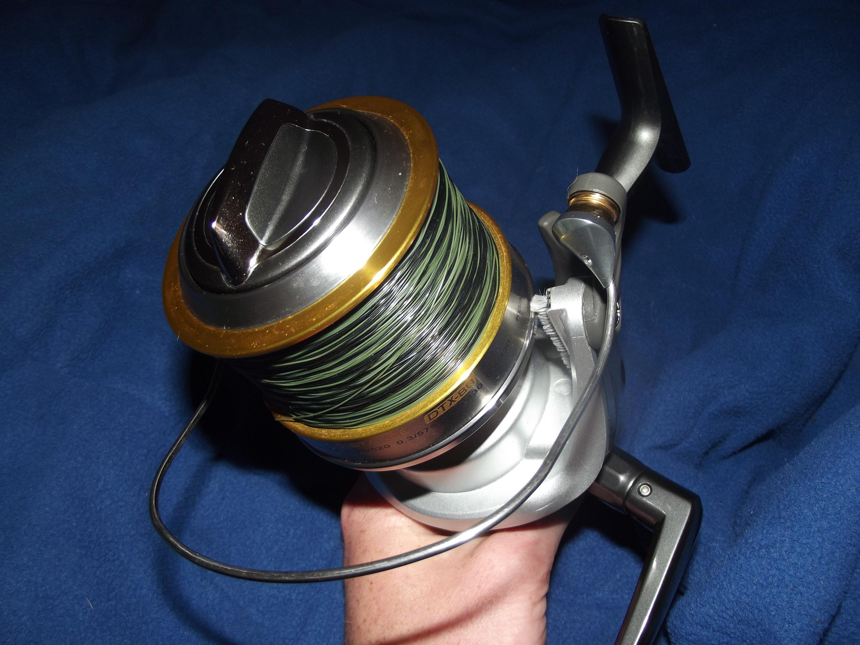 moulinet okuma dtx 60