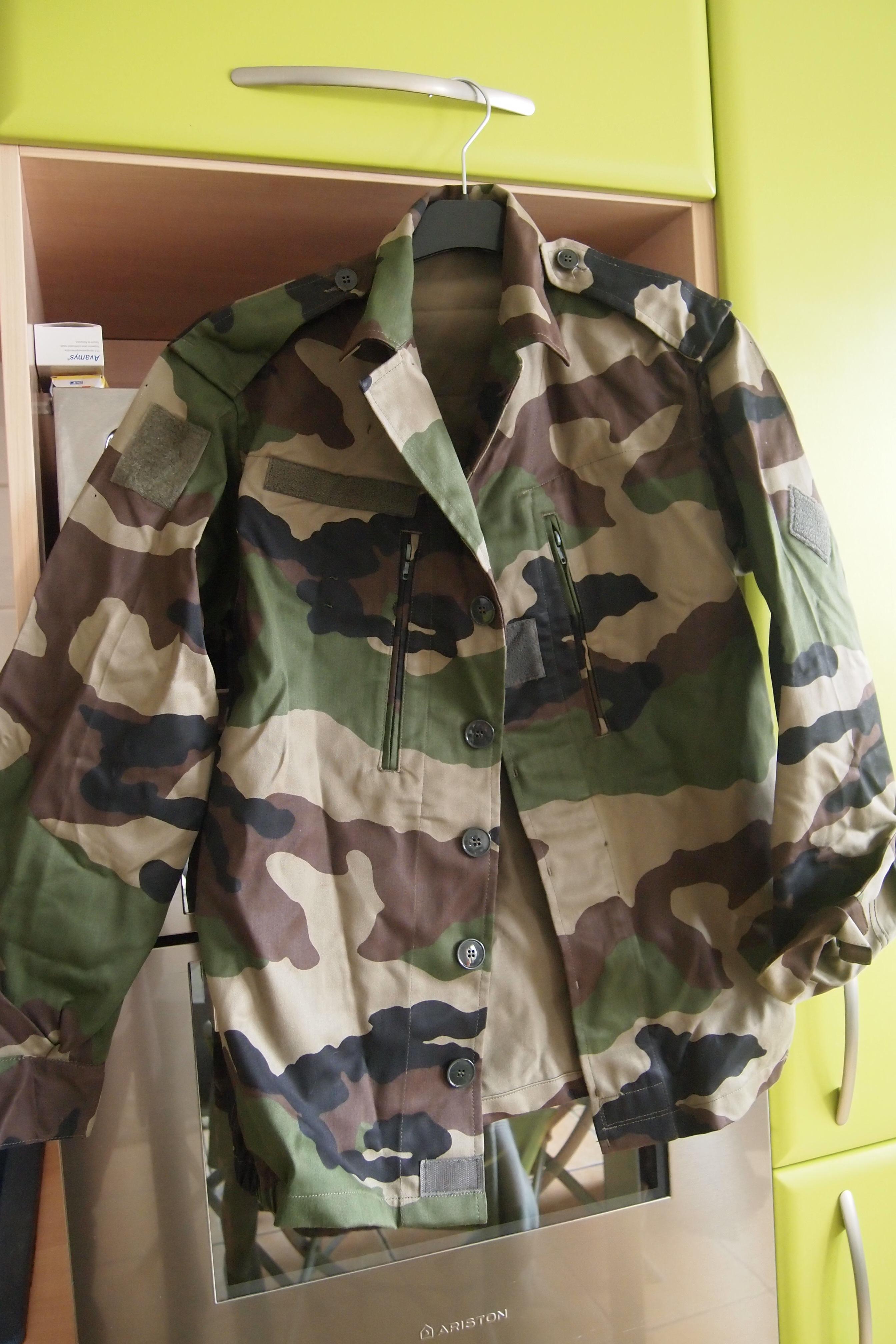 vêtements militaire L  : goretex, pantalon ... - Image 2