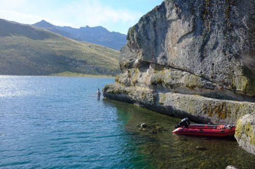 p u00cbche en patagonie